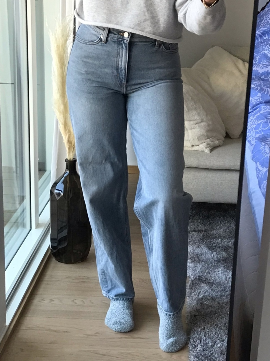 Damers bukser og jeans - WEEKDAY photo 1