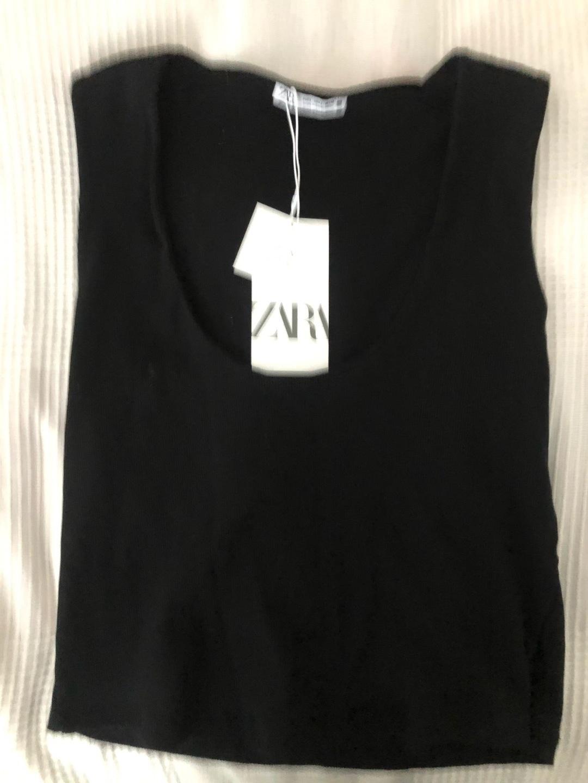 Damen tops & t-shirts - ZARA photo 1