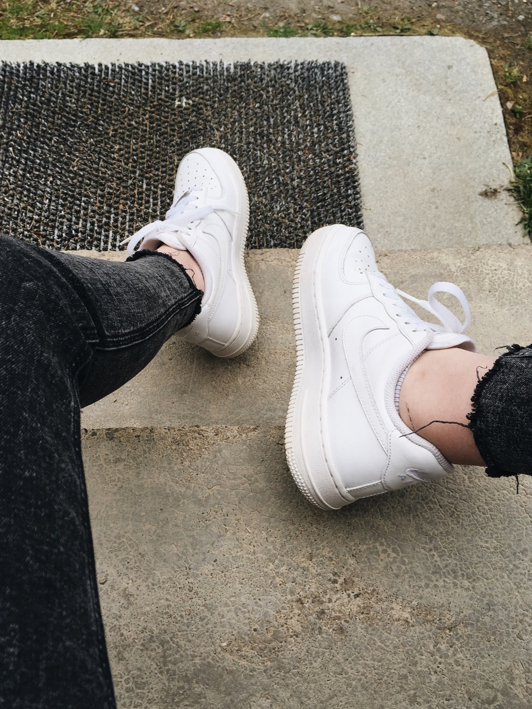 Damers sneakers - NIKE photo 1