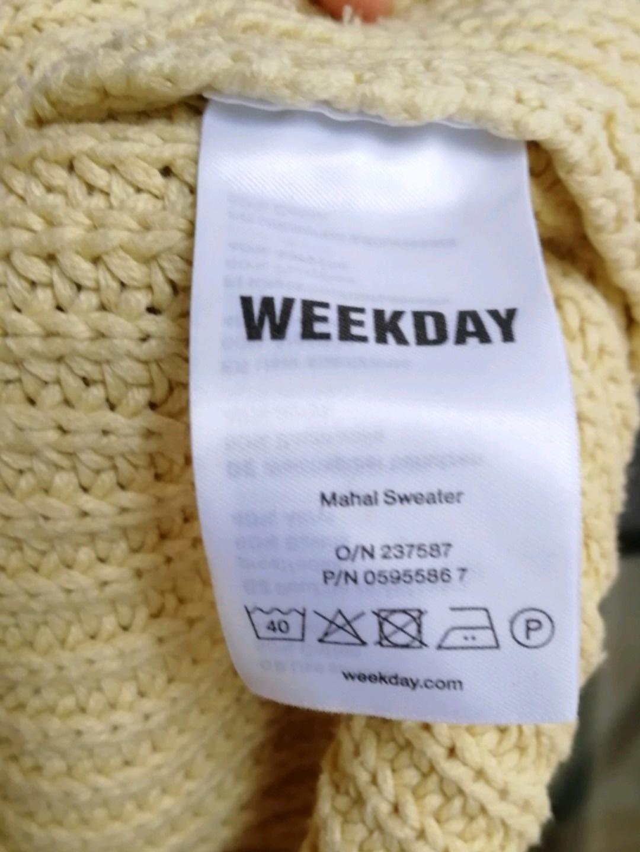 Damers trøjer og cardigans - WEEKDAY photo 4