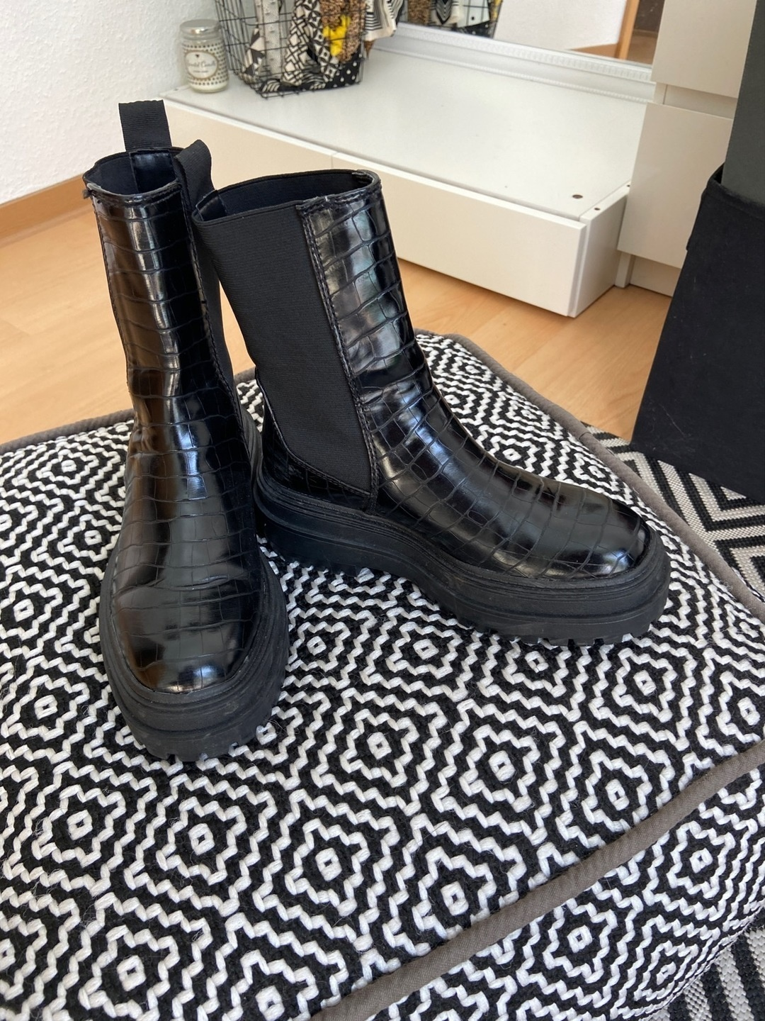 Women's boots - ZARA photo 1