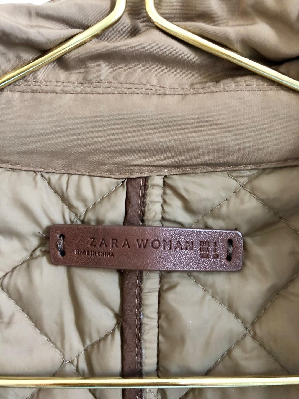 Damers frakker og jakker - ZARA photo 4