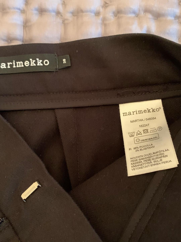 Women's trousers & jeans - MARIMEKKO photo 4