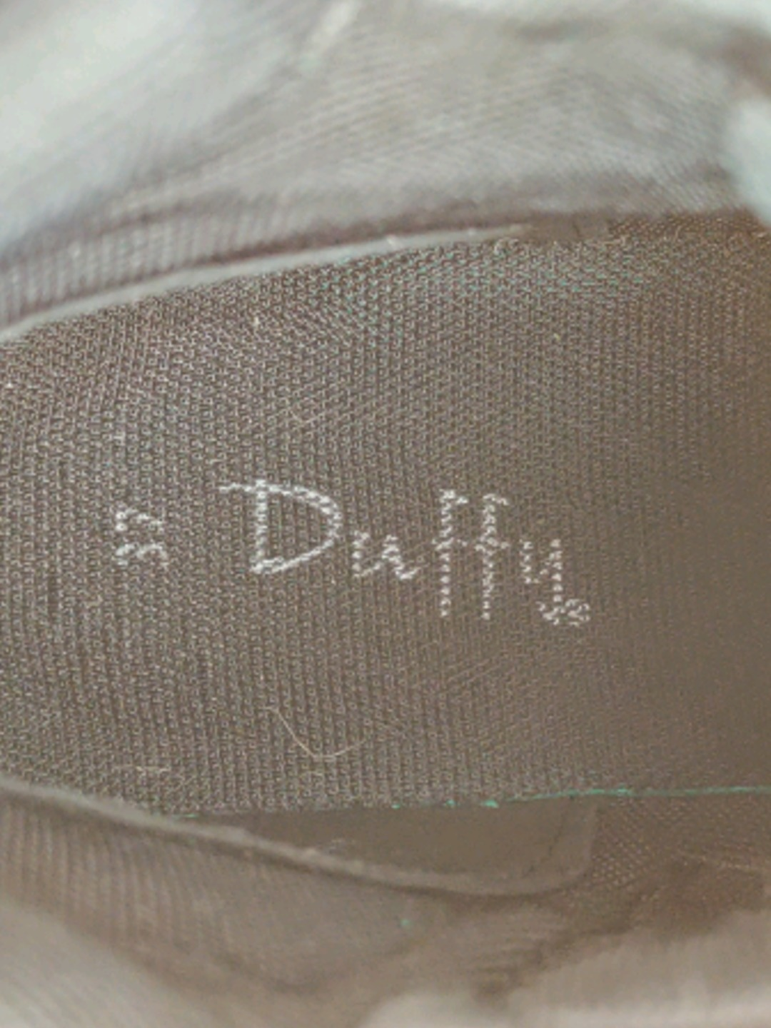 Damers sneakers - DUFFY photo 3