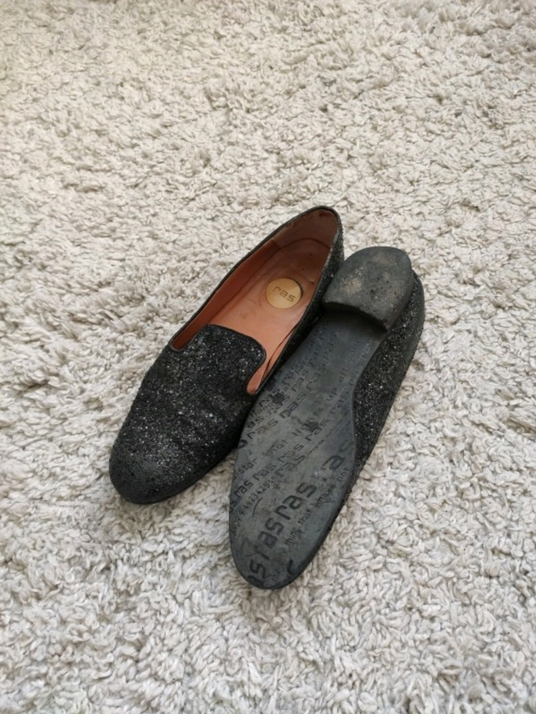 Damers flade sko & loafers - RAS photo 3
