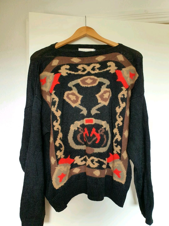 Damen pullover & strickjacken - VINTAGE photo 2