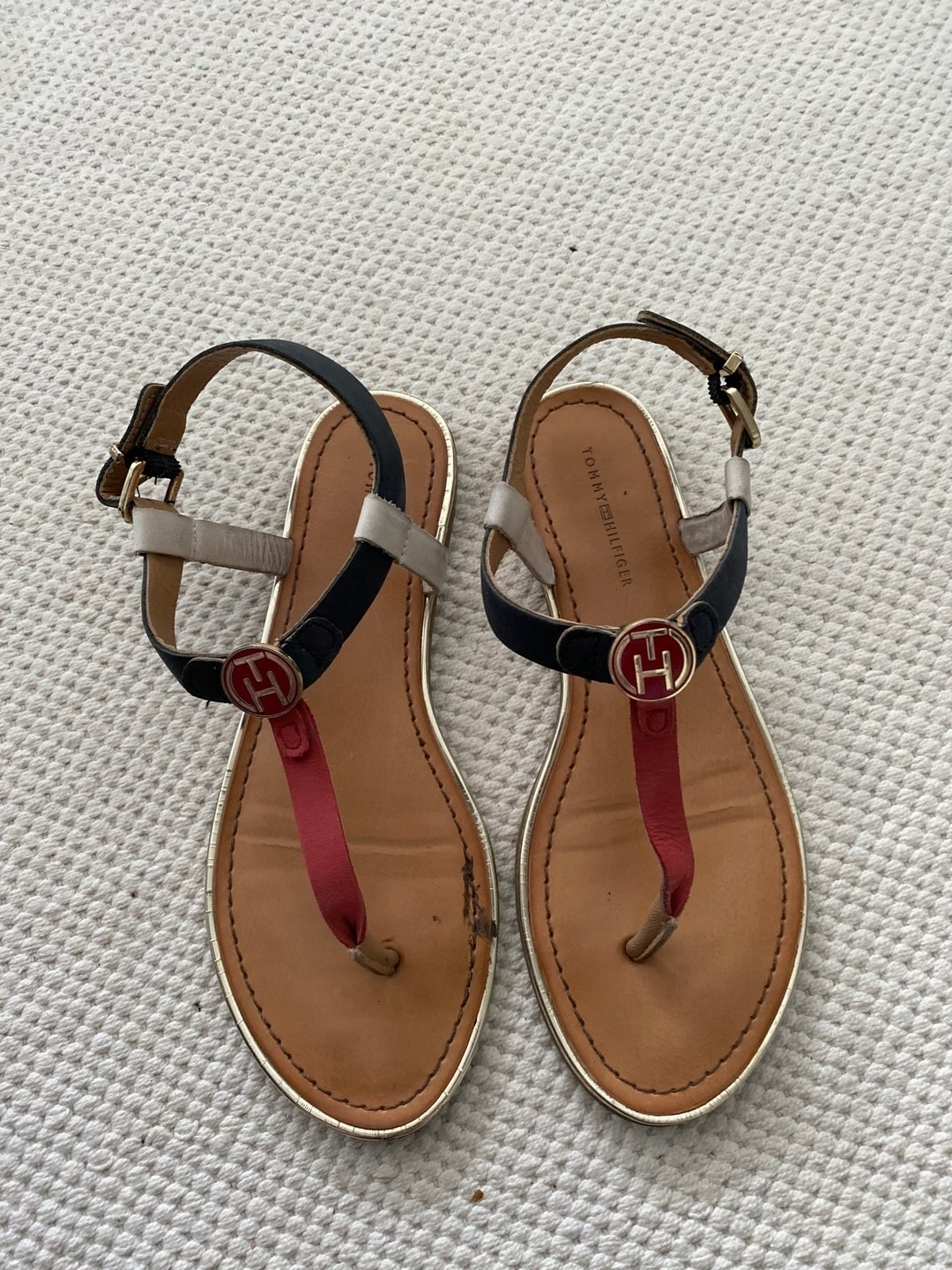 Women's sandals & slippers - TOMMY HILFIGER photo 1