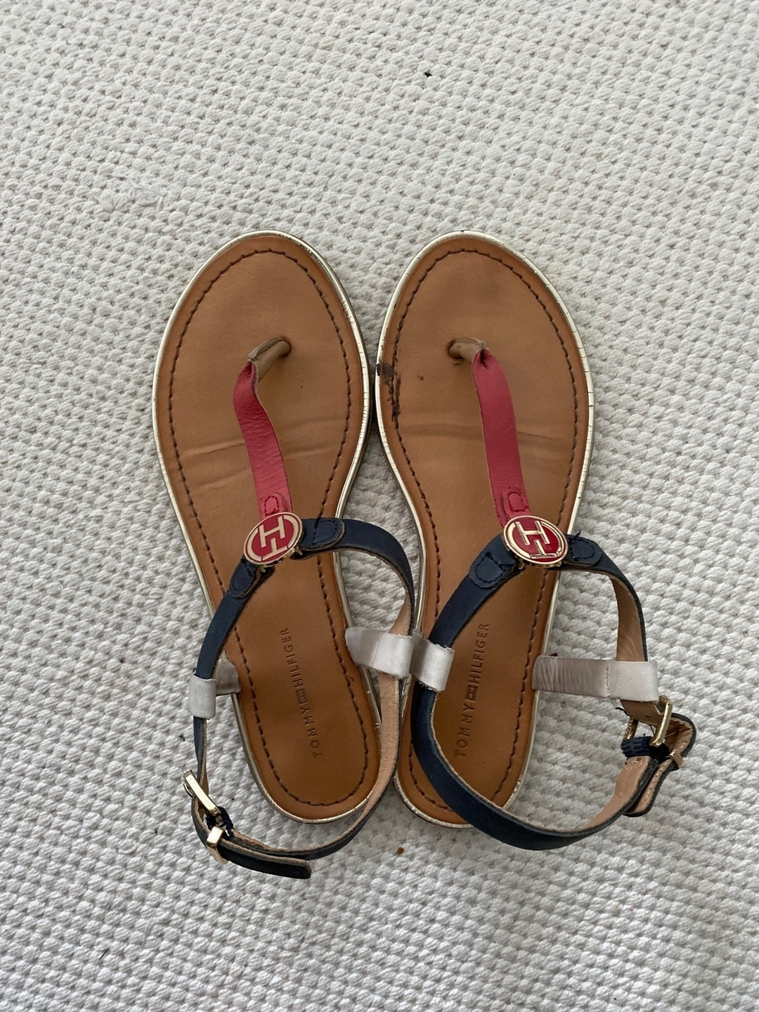 Women's sandals & slippers - TOMMY HILFIGER photo 2