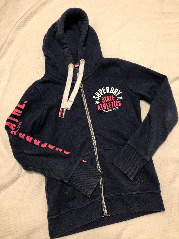 Damers hættetrøjer og sweatshirts - SUPERDRY photo 1