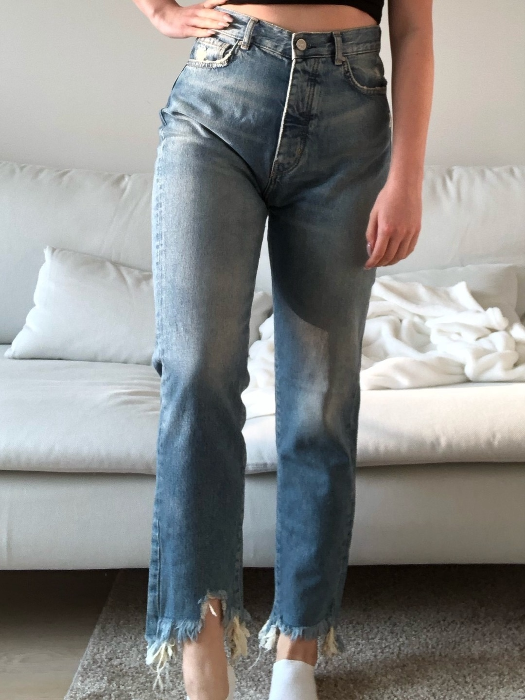 Women's trousers & jeans - BIK BOK photo 3