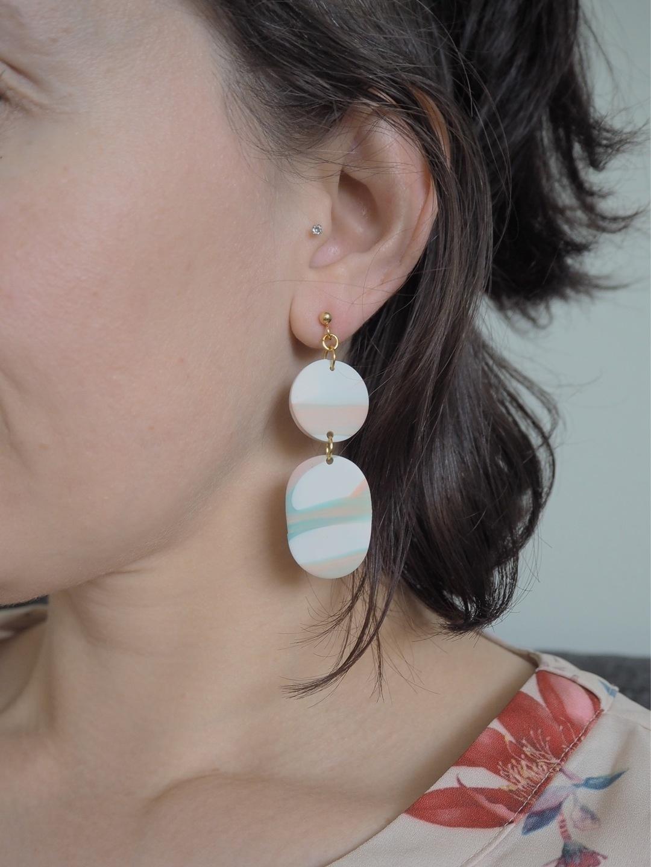 Damers smykker og armbånd - CLAYDIDESIGN photo 2