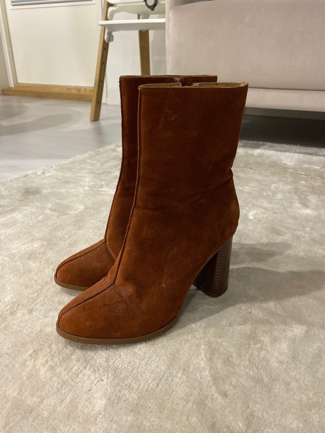 Women's boots - MANGO photo 1