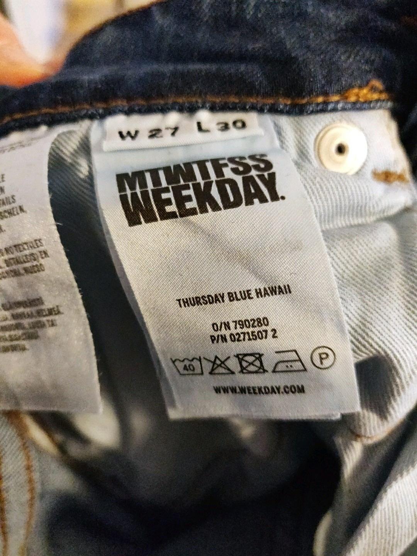 Damen hosen & jeans - WEEKDAY photo 4