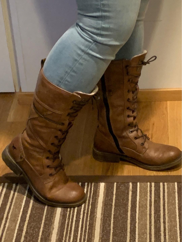 Damers støvler - MUSTANG photo 1