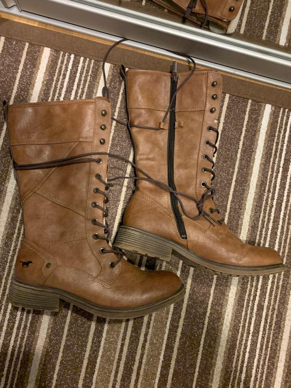 Damers støvler - MUSTANG photo 2