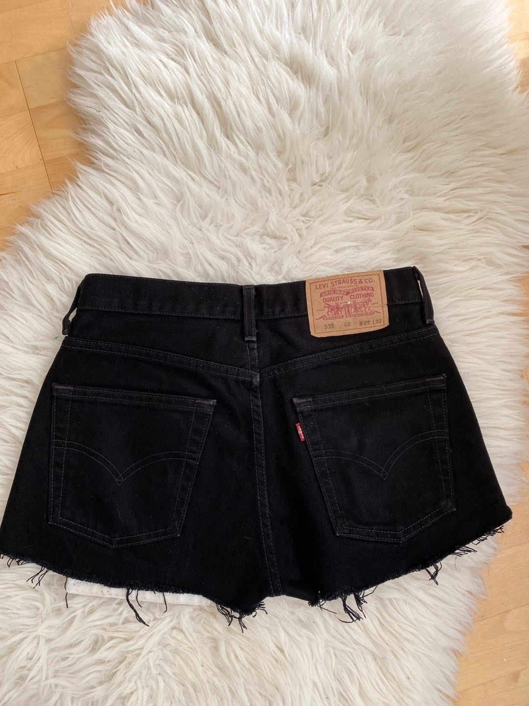 Damen shorts - LEVI'S photo 3