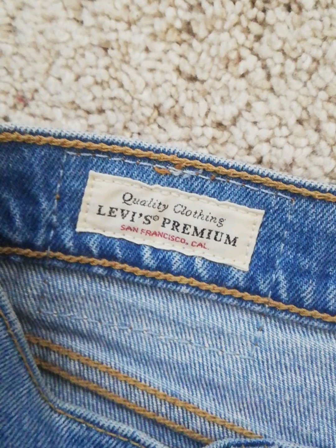 Damen shorts - LEVI'S photo 4