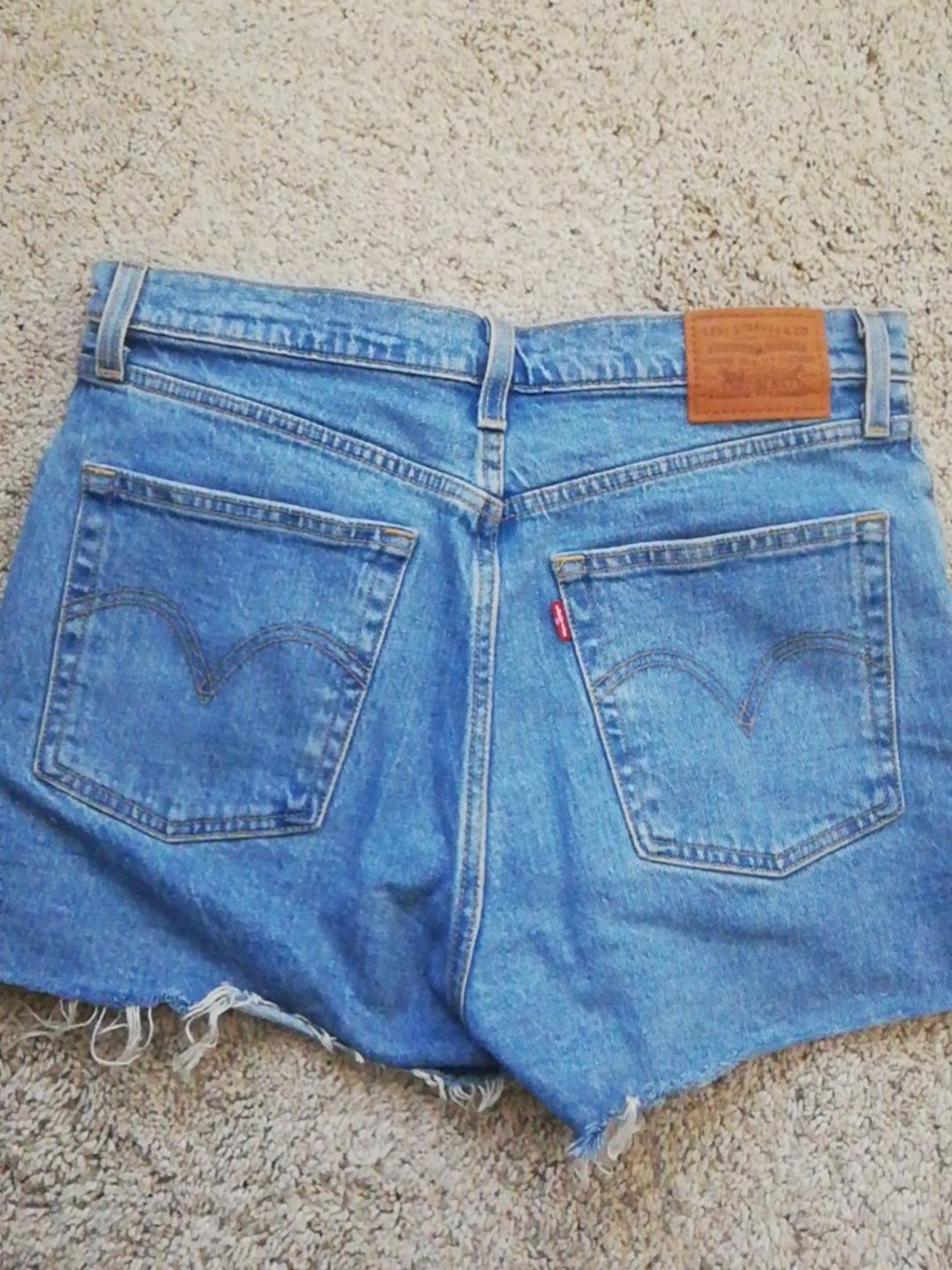 Damers shorts - LEVI'S photo 2