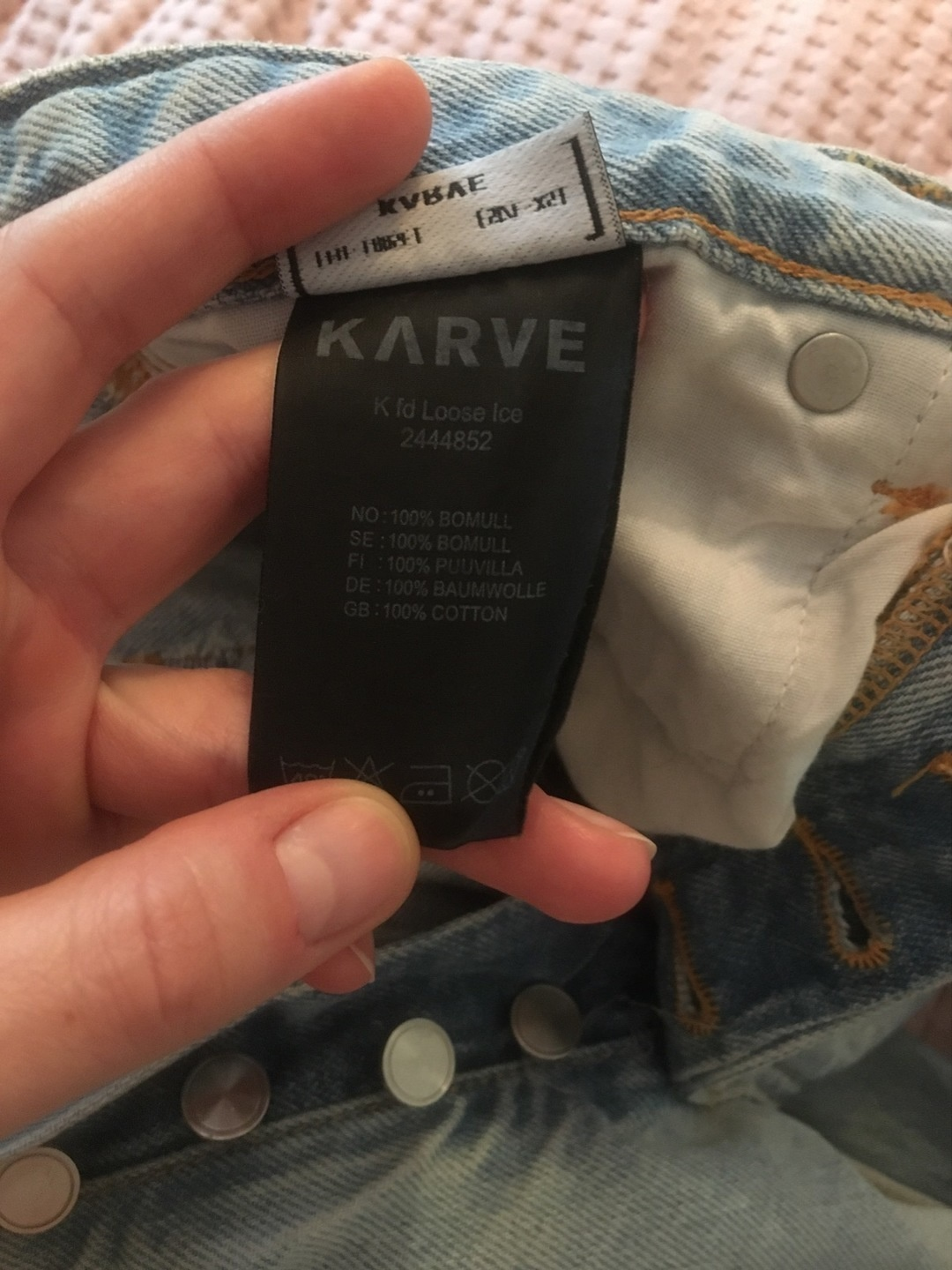 Women's trousers & jeans - KARVE photo 4