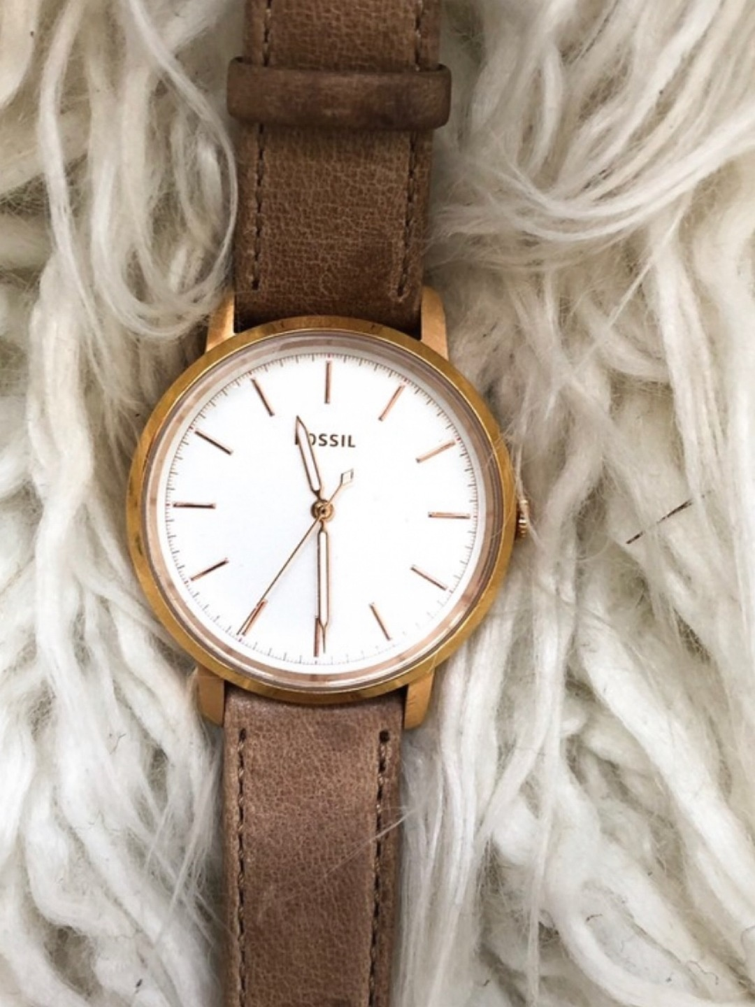 Women's watches - FOSSIL photo 3