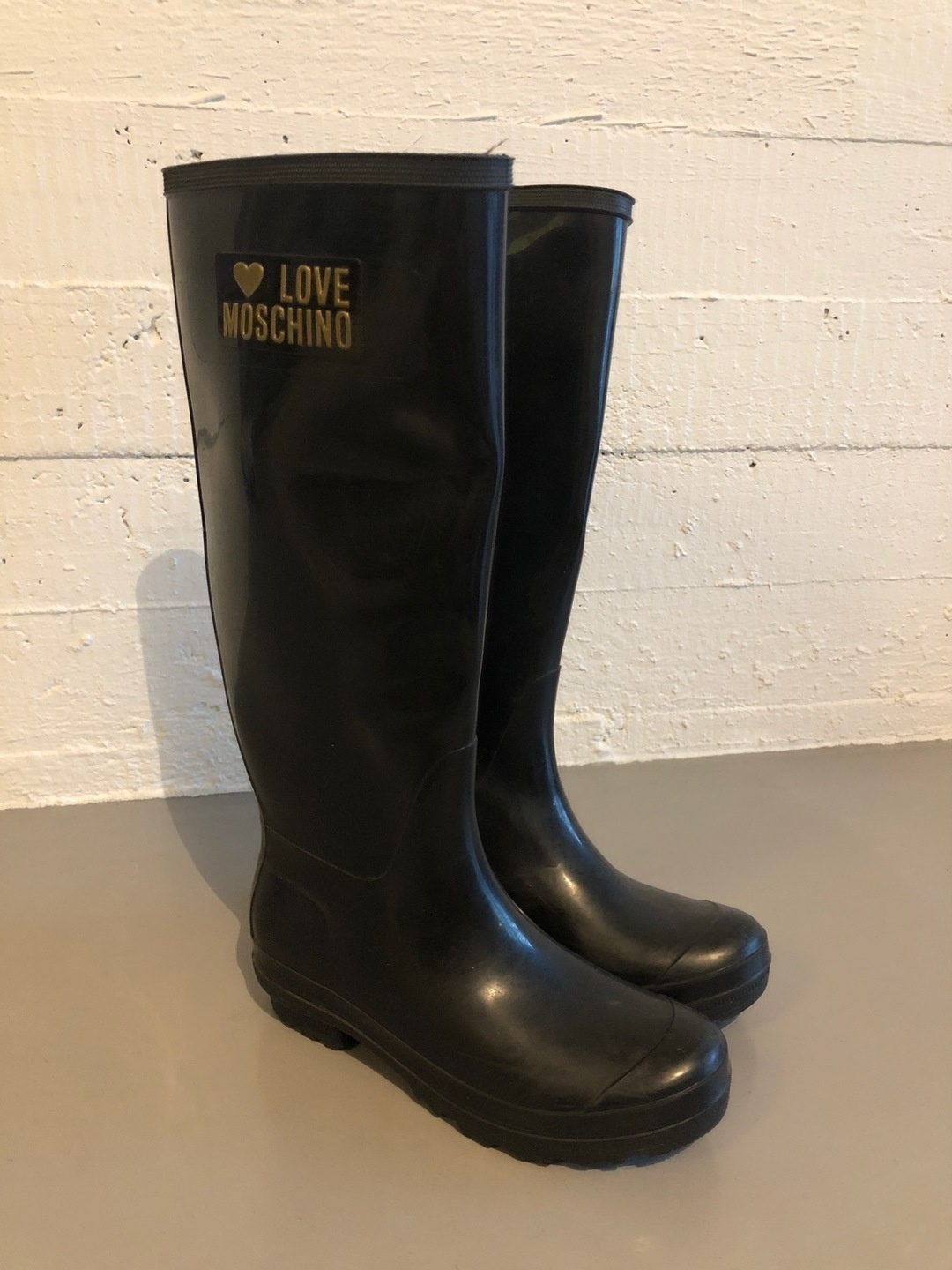 Damers vinter & regn - LOVE MOSCHINO photo 1