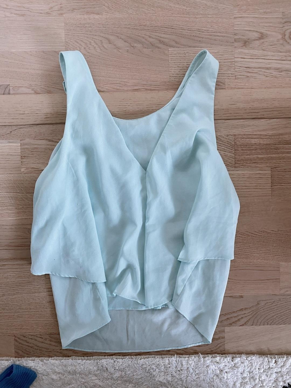 Women's tops & t-shirts - ZARA photo 2