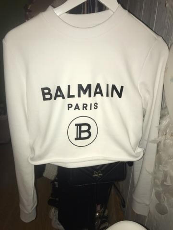Damen kapuzenpullover & sweatshirts - BALMAIN photo 1