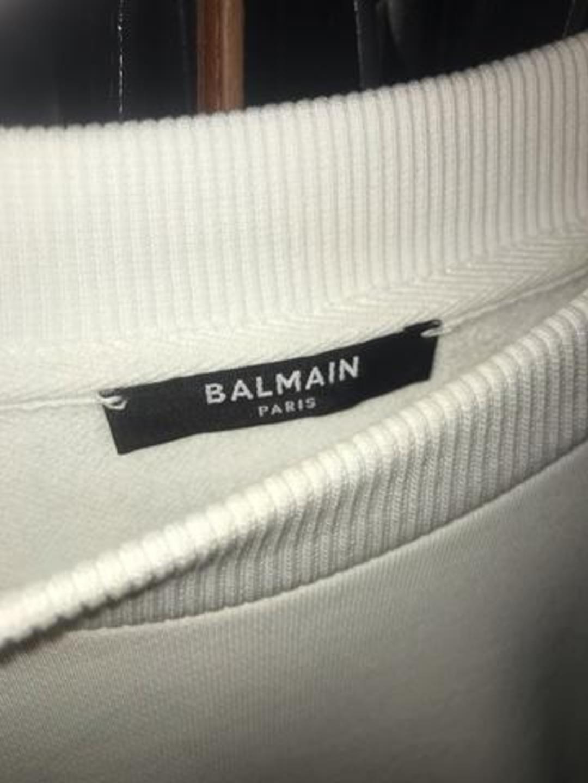 Damen kapuzenpullover & sweatshirts - BALMAIN photo 3
