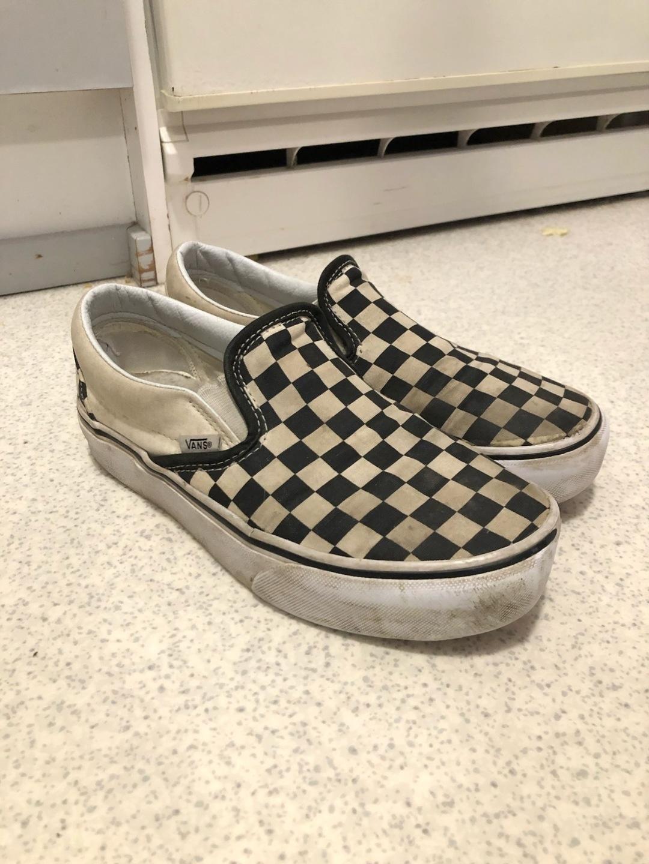 Women's sneakers - VANS U CLASSIC SLIP-ON photo 1