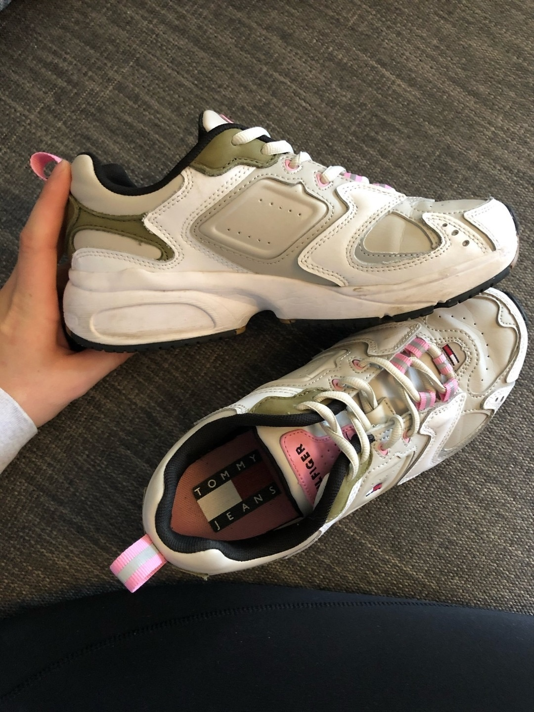 Women's sneakers - TOMMY HILFIGER photo 1