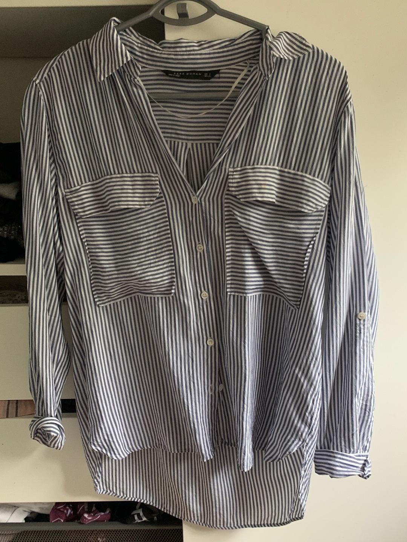 Damen blusen & t-shirts - ZARA photo 1