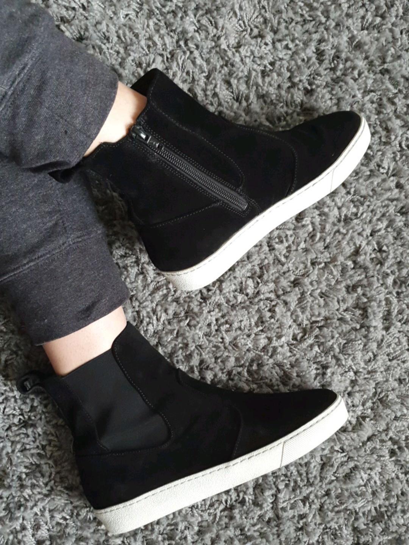 Women's sneakers - HOGL photo 3