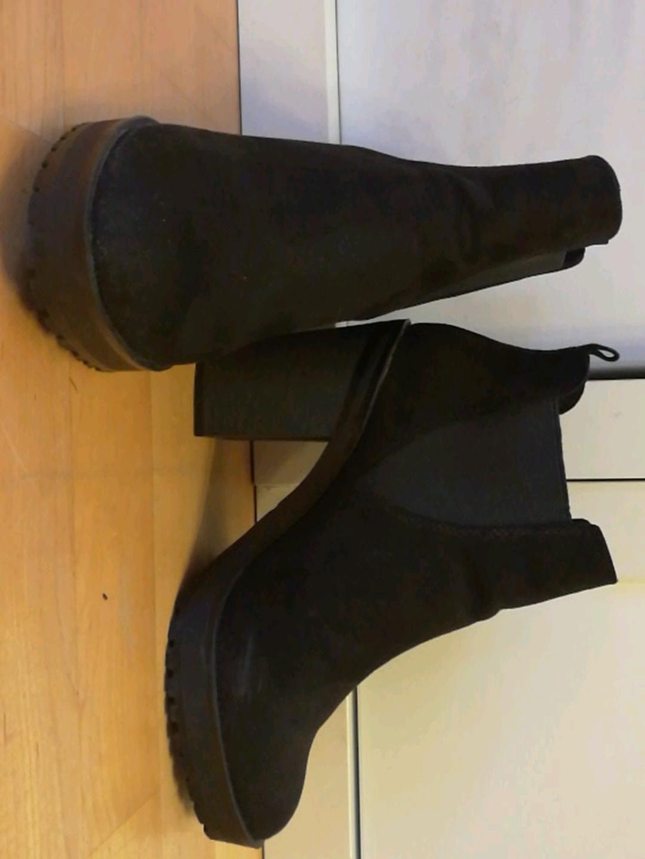 Women's boots - BERSHKA photo 1