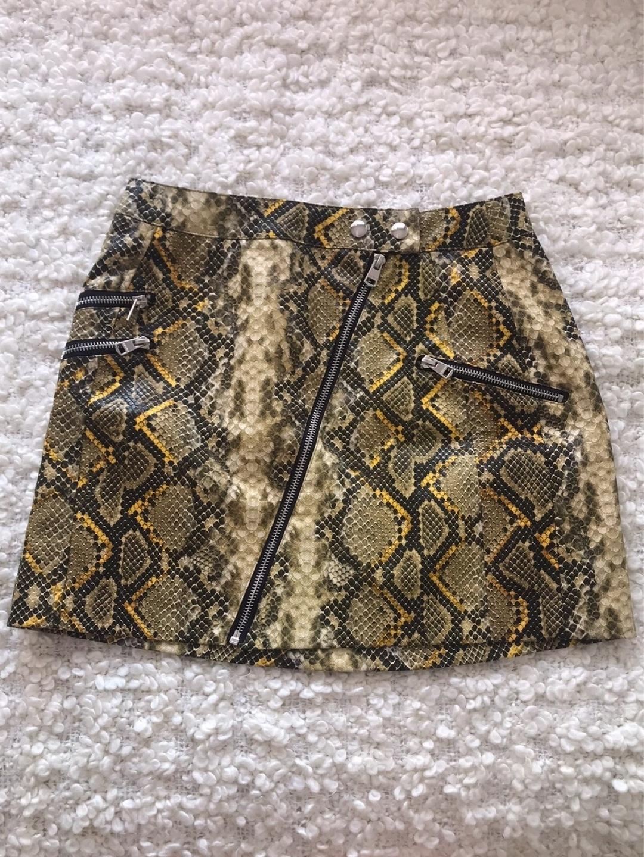 Women's skirts - BERSHKA photo 2