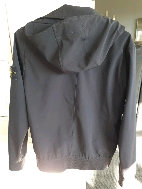 Damers frakker og jakker - STONE ISLAND SOFT SHELL JAKKE photo 2