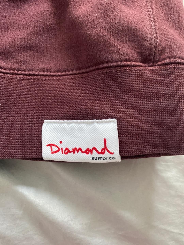 Damers hættetrøjer og sweatshirts - DIAMOND SUPPLY CO photo 2
