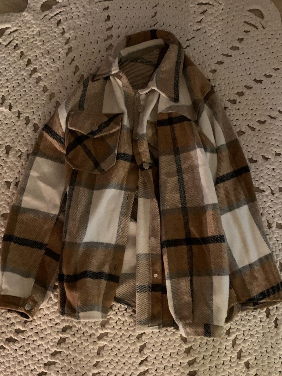 Damers frakker og jakker - SHEIN photo 1