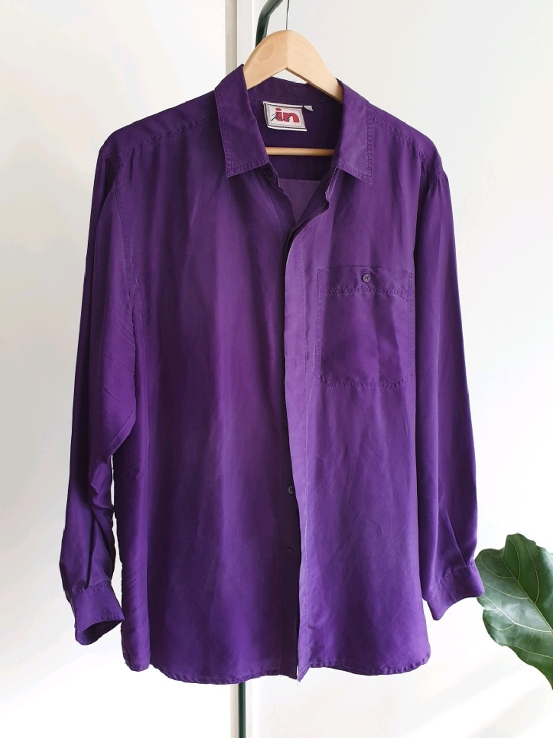 Women's blouses & shirts - VINTAGE/100% SILK photo 1