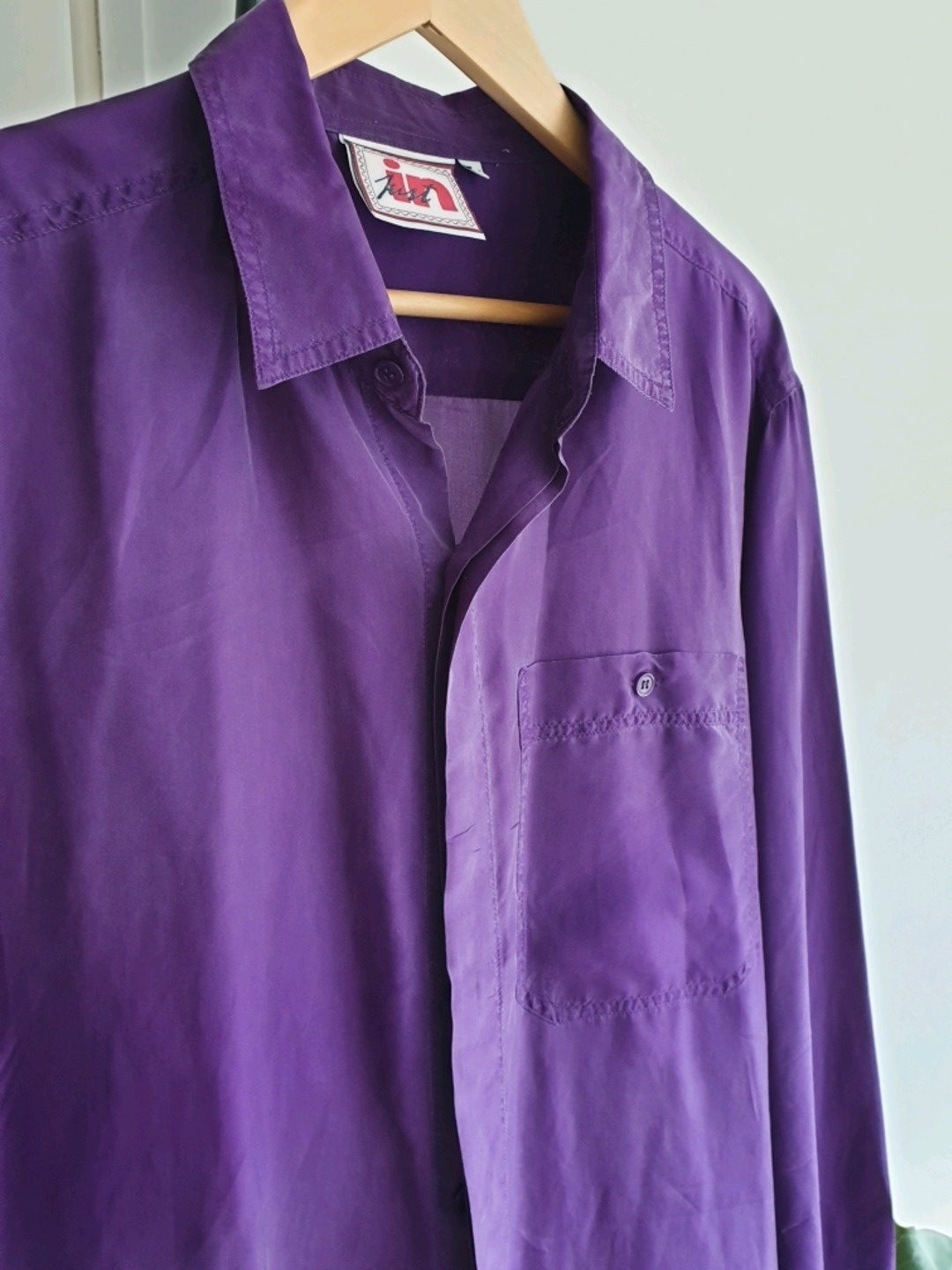 Women's blouses & shirts - VINTAGE/100% SILK photo 3