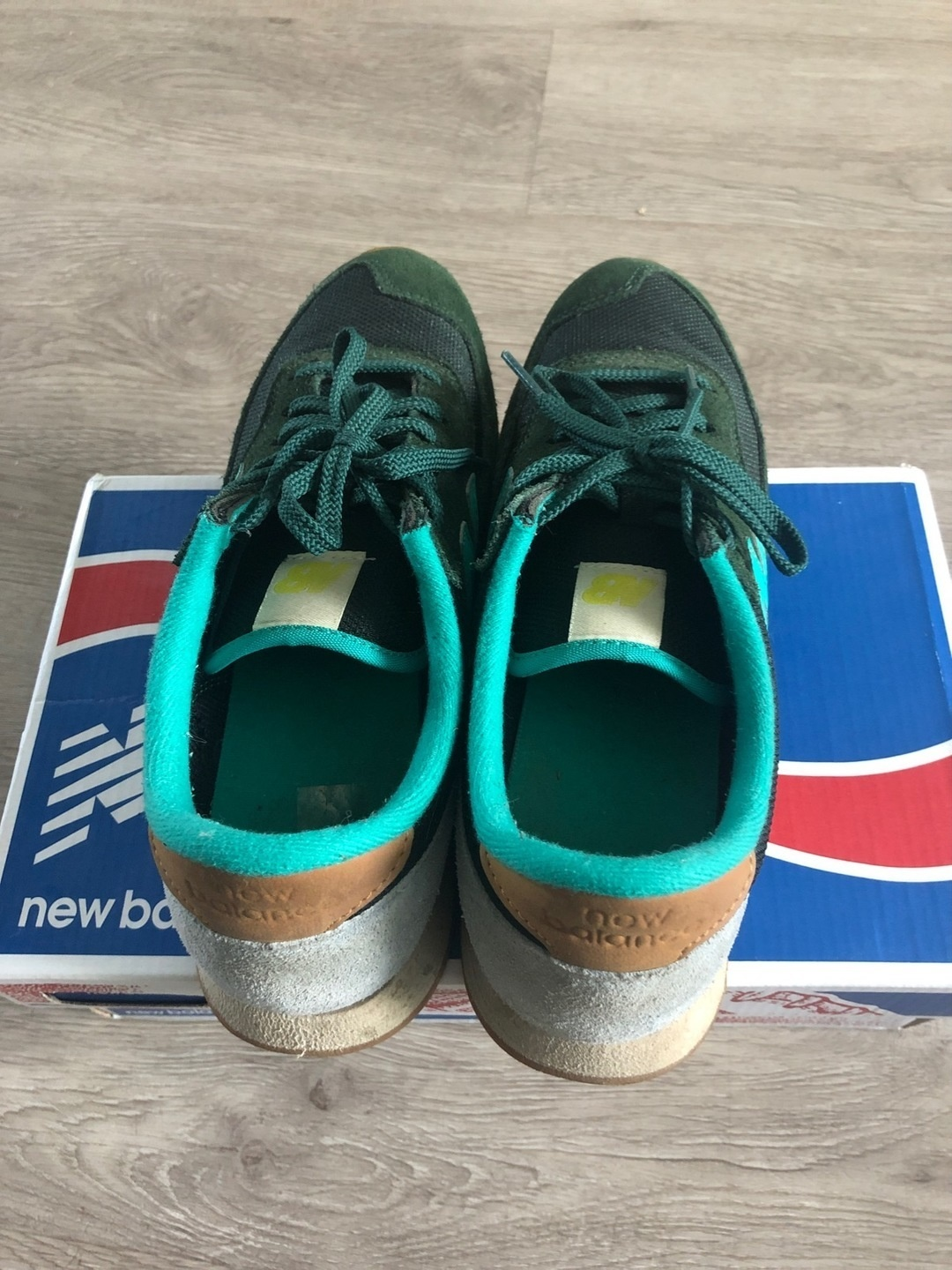 Damers flade sko & loafers - NEW BALANCE photo 2