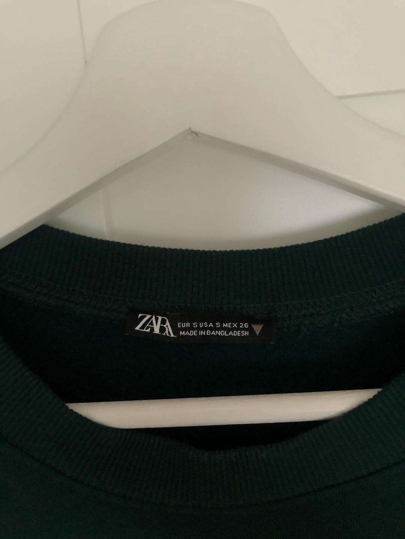Damers hættetrøjer og sweatshirts - ZARA photo 2