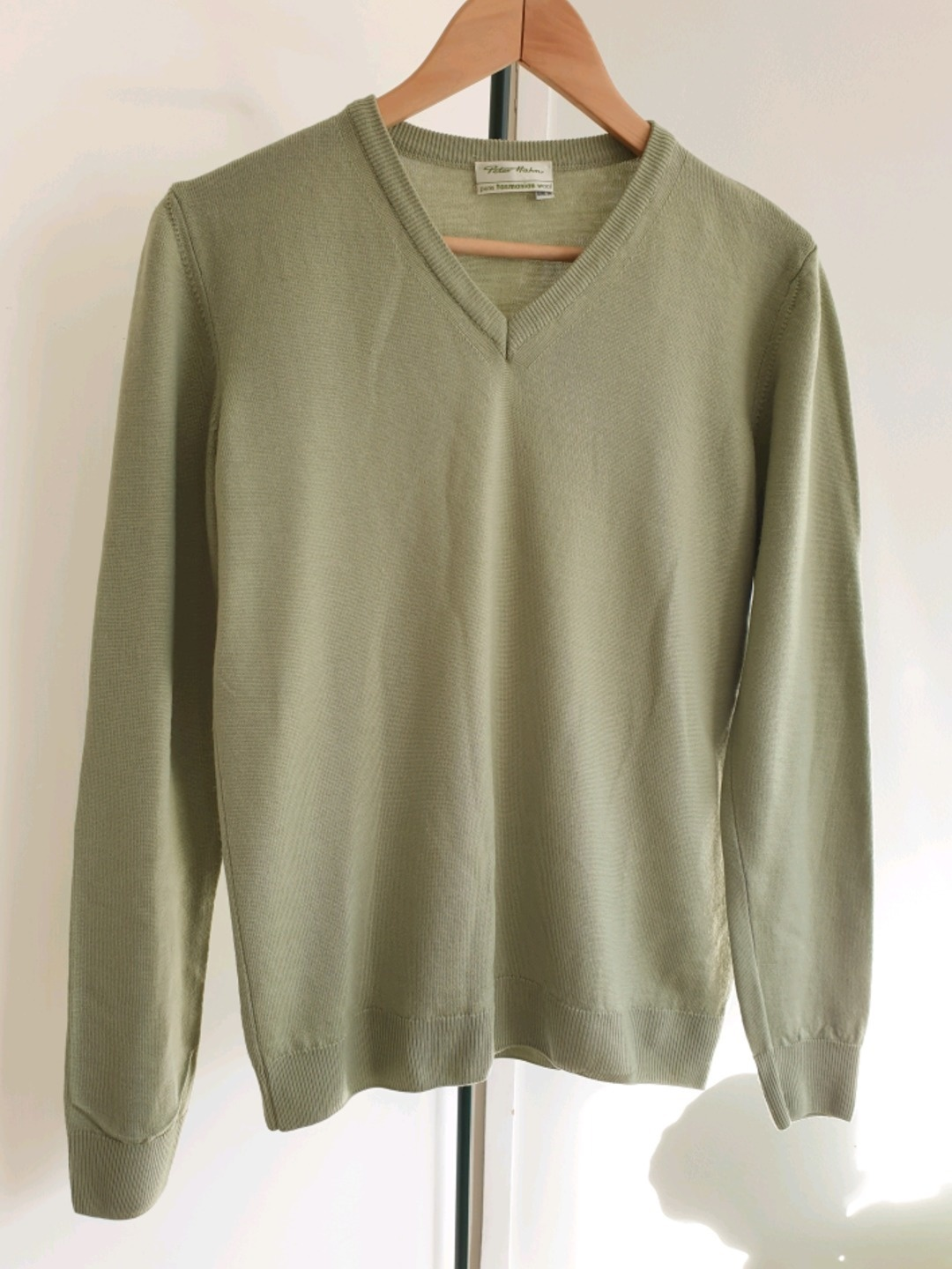 Women's jumpers & cardigans - PETER HAHN/100% WOOL photo 2