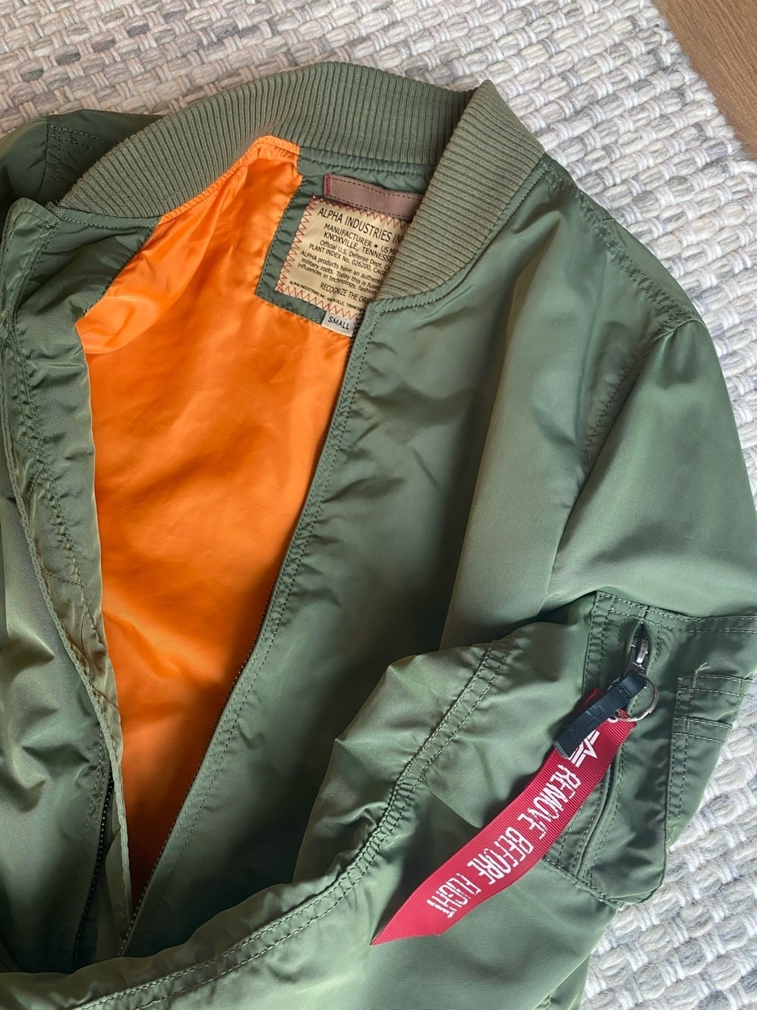 Women's coats & jackets - ALPHA INDUSTRIES photo 3