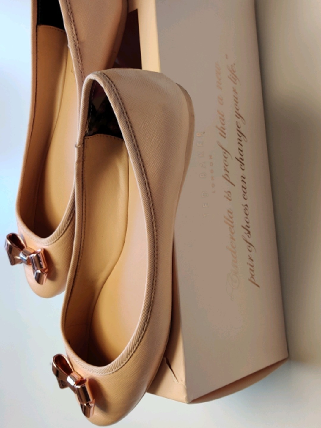 Women's flats & loafers - TED BAKER photo 2