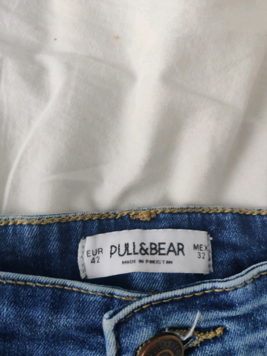 Women's trousers & jeans - PULL&BEAR photo 2