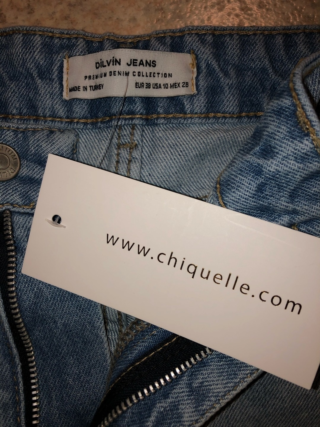 Women's trousers & jeans - CHIQUELLE photo 3