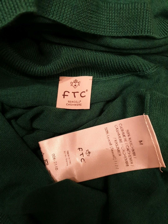 Naiset neuleet & villatakit - FTC CASHMERE photo 3