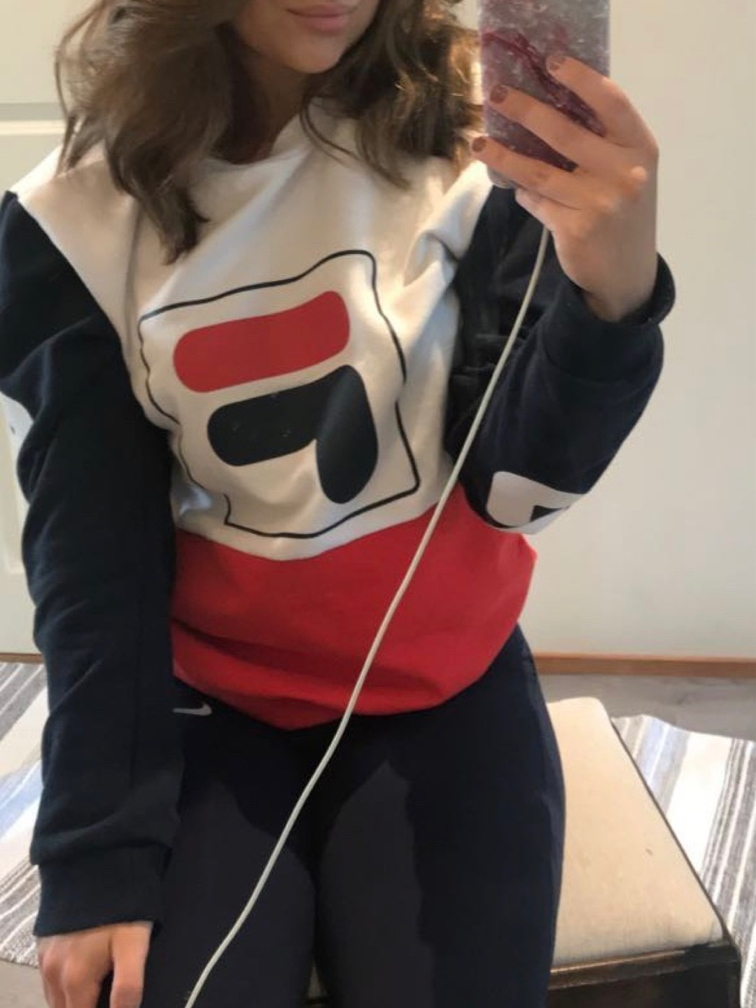 Women's hoodies & sweatshirts - FILA photo 2