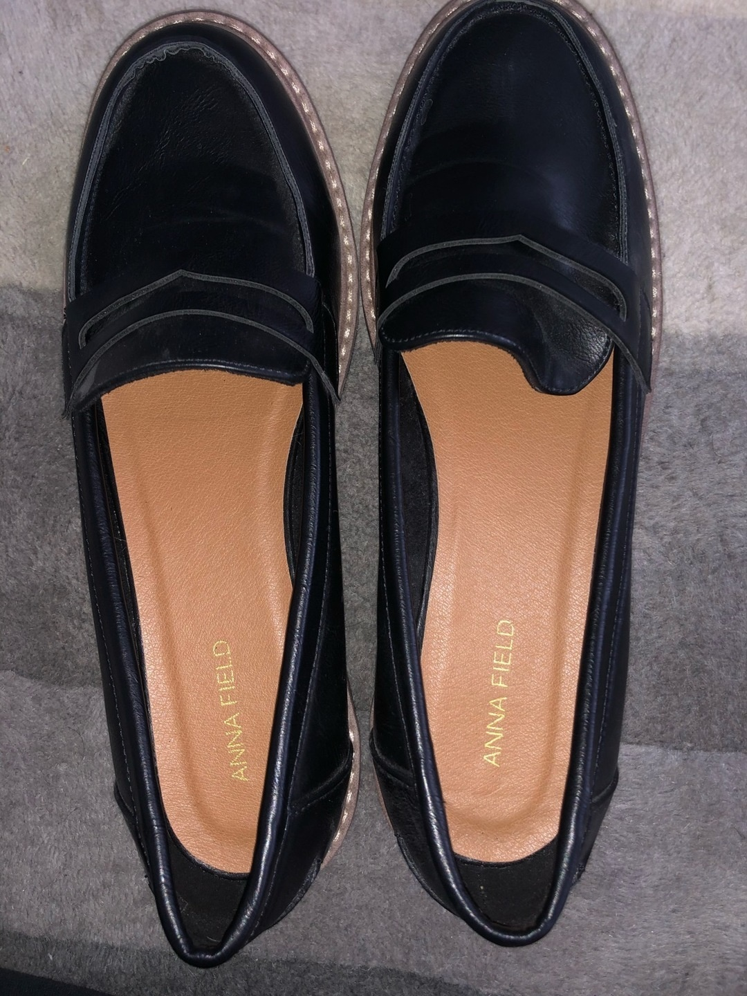 Women's flats & loafers - ANNA FIELD photo 4
