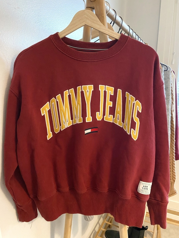 Damers hættetrøjer og sweatshirts - TOMMY HILFIGER photo 1